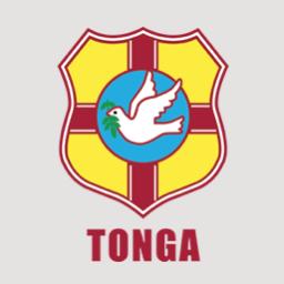 Western Australia Tonga Rugby Union logo
