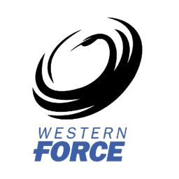 Perth Western Force Rugby Union Logo